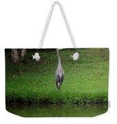 My Reflection - Heron Weekender Tote Bag