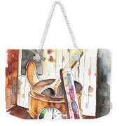My Sauna Kit Weekender Tote Bag