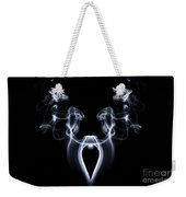 My Smoking Heart Weekender Tote Bag