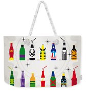 My Super Soda Pops No-00 Weekender Tote Bag