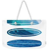 My Surfspots Poster-2-mavericks-california Weekender Tote Bag