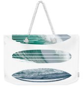 My Surfspots Poster-4-dungeons-cape-town-south-africa Weekender Tote Bag by Chungkong Art