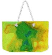 My Teddy Bear - Digital Painting - Abstract Weekender Tote Bag