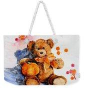 My Teddy Bear  Weekender Tote Bag