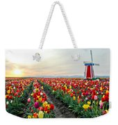 My Touch Of Holland 2 Weekender Tote Bag
