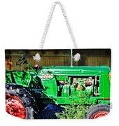 My Tractor Weekender Tote Bag