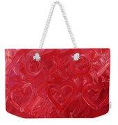 My Valentine Weekender Tote Bag