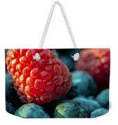 My Very Berry Weekender Tote Bag