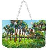 Myakka Palms Weekender Tote Bag