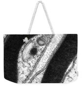 Myelin Sheath Weekender Tote Bag