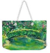 Mynelle Gardens Weekender Tote Bag
