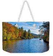 Myriad Colors Of Nature Weekender Tote Bag