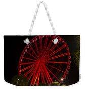Myrtle Beach Sky Wheel Weekender Tote Bag