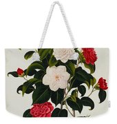 Myrtle Leaved Camellia Weekender Tote Bag