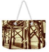 Myrtle Pier  Weekender Tote Bag
