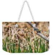 Myrtle Warbler Colors Weekender Tote Bag