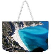Myrtos Weekender Tote Bag