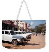 Mysore Taxis Weekender Tote Bag