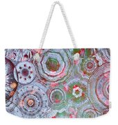 Mysterious Circles 3 Weekender Tote Bag