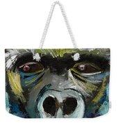 Mysterious Gorilla  Weekender Tote Bag