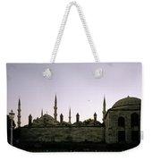 Mysterious Istanbul Weekender Tote Bag