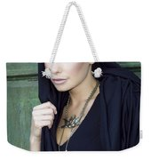 Mysterious Obsession Palm Springs Weekender Tote Bag by William Dey