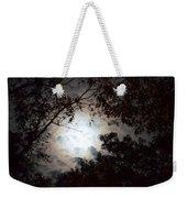 Mystery Of Moonlight Weekender Tote Bag