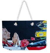 Mystic Ayrton Senna Weekender Tote Bag