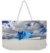 Mystic Blue 11 Weekender Tote Bag
