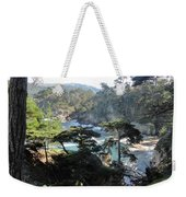Mystic Bridge Weekender Tote Bag
