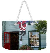Mystic Christmas Shop - Connecticut Weekender Tote Bag