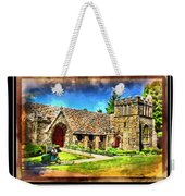 Mystic Church - Featured In Comfortable Art Group Weekender Tote Bag