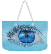 Mystic Eye Weekender Tote Bag