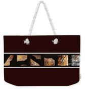 Mystic Fractures Ill Weekender Tote Bag