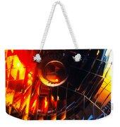 Mystic Headlight Weekender Tote Bag
