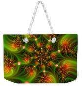 Mystic Lights Weekender Tote Bag