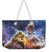 Mystic Mountain Weekender Tote Bag by Adam Romanowicz