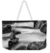 Mystic River S2 Iv Weekender Tote Bag by Marco Oliveira