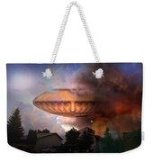 Mystic Ufo Weekender Tote Bag