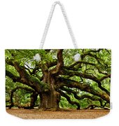 Mystical Angel Oak Tree Weekender Tote Bag