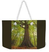 Mystical Forest Tree Weekender Tote Bag