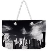 Mystical Manhattan Morning Weekender Tote Bag
