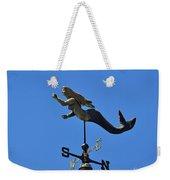 Mystical Mermaid Weekender Tote Bag