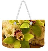 Mystical Orchid  Weekender Tote Bag