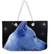 Mystical Wolf Weekender Tote Bag