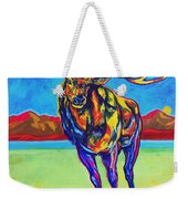 Mythical Elk Weekender Tote Bag