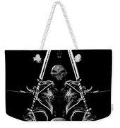 Mythology And Skulls 2 Weekender Tote Bag