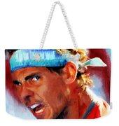 Nadal Weekender Tote Bag