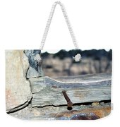 Nail On The Trail Weekender Tote Bag