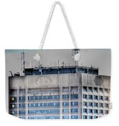 Naked Hsbc Tower V2 Weekender Tote Bag